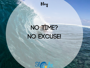 No Time? No Excuse! How to Fit Exercise into Your Hectic Schedule