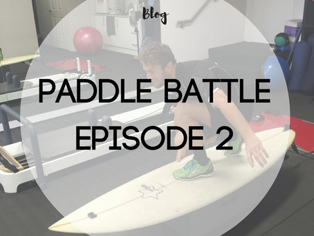 Paddle Battle – Episode #2