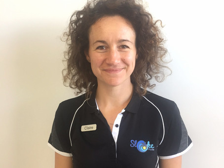 Get To Know The Stoke Staff - Claire