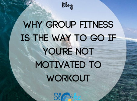 Why Group Fitness Is The Way To Go If You're Not Motivated To Workout