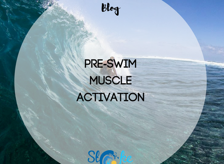 Pre-Swim Muscle Activation