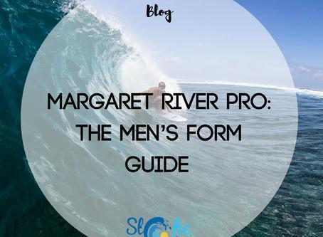 Margaret River Pro: The Men's Form Guide