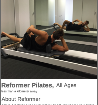 Why Men Should Swipe Right to Pilates