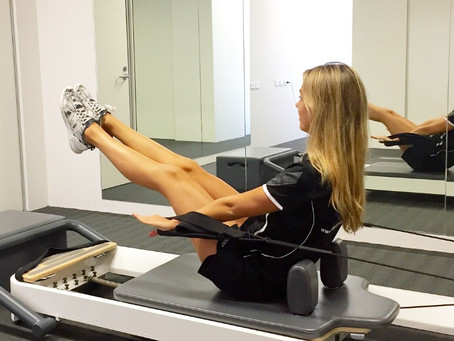 Pilates Will Keep You Warm This Winter!
