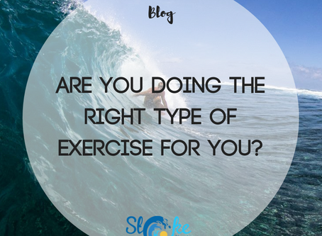 Are You Doing The Right Type of Exercise For YOU?