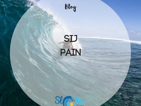 Sacroiliac Joint (SIJ) Pain