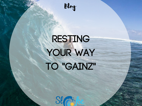 """Resting Your Way To """"Gainz"""""""