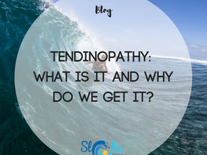 Tendinopathy: What is it and why do we get it?