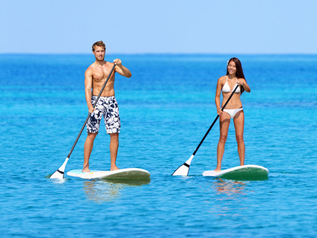 What'SUP? - All About Stand Up Paddleboarding