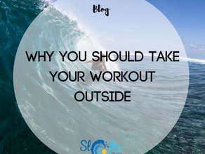 Why You Should Take Your Workout Outside