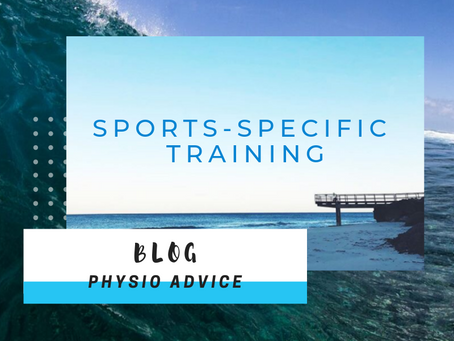 Sports-Specific Training