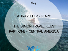A Travellers Diary. The Simon Travel Files, Part One: Central America