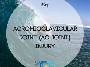 Acromioclavicular Joint (AC Joint) Injury