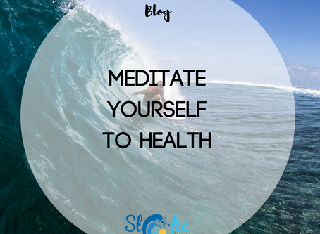 Meditate Yourself To Health