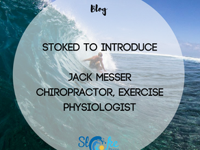 Stoked to Introduce: Jack Messer