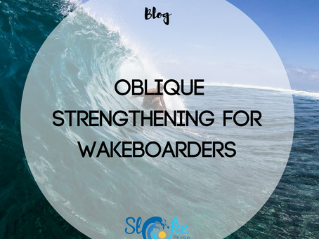 Oblique Strengthening For Wakeboarders