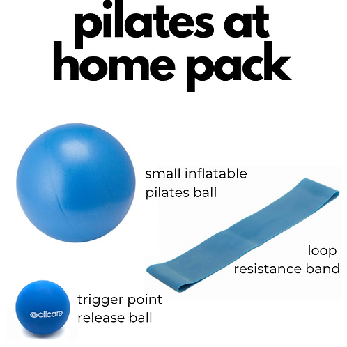 Pilates at Home Pack