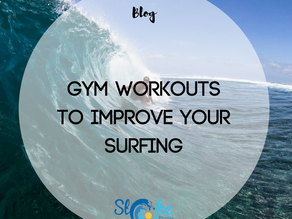 Gym Workouts To Improve Your Surfing