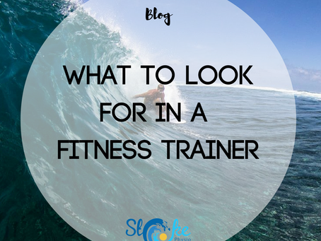 What To Look For In a Fitness Trainer