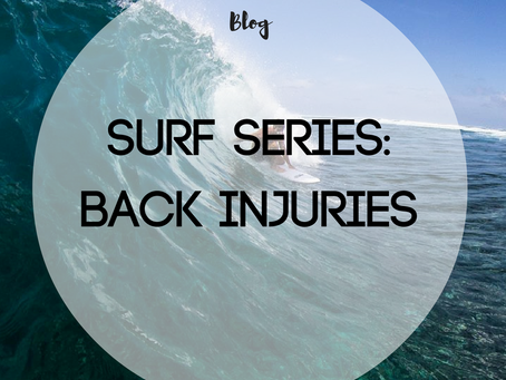 Surf Series: Back Injuries