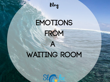 Emotions From A Waiting Room