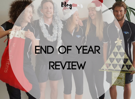 End of Year Review - 2016