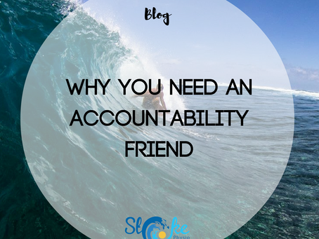 Why You Need An Accountability Friend