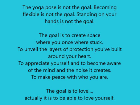 Hva Yoga egentlig handler om