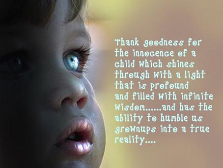 Det uskyldige barnet..