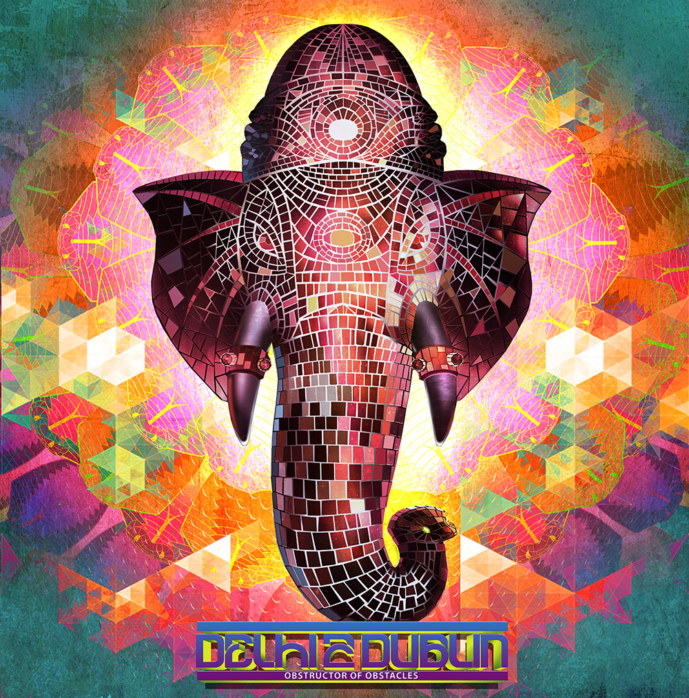 D2D Disco Ganesha  cover