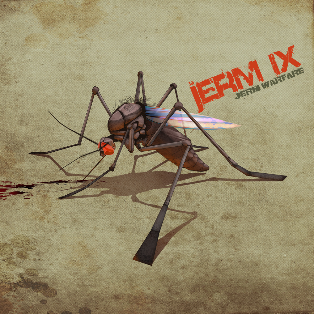 Jerm IX album art 2011