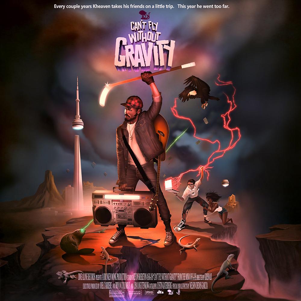k-os album cover 2015