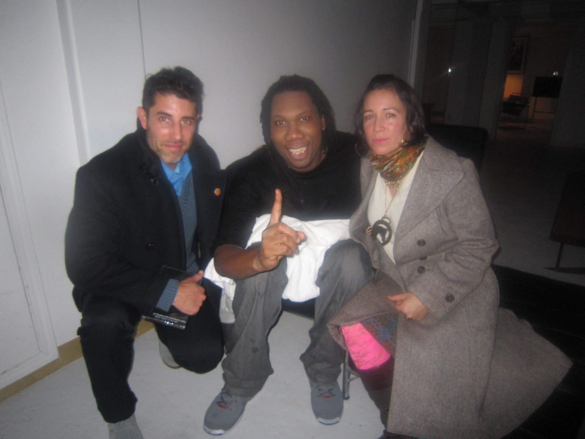 KRS-ONE and nmdz