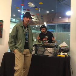 Dedos and DJ Flipout