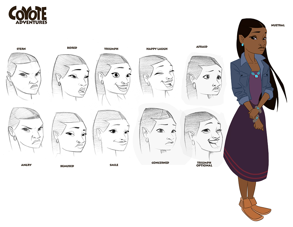 girl_expression sheet_sml