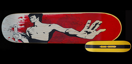 Bruce Lee dedication