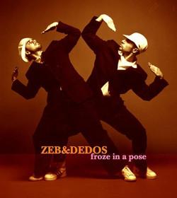 Zeb and Dedos rascalz dancers 1998