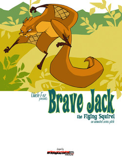 Brave Jack characters