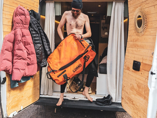 Best Campervan Storage hacks - our most useful storage solutions for van life