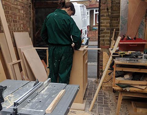 The realities of a London van build