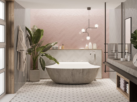 What You Need To Know About Pink Tiles
