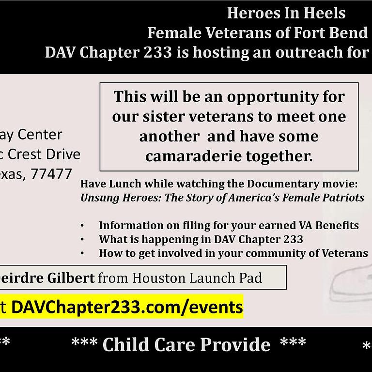 DAV Heroes in Heels