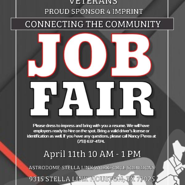 THLP Connecting the Community Job Fair