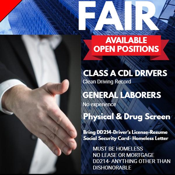 MICA Corporation Job Fair