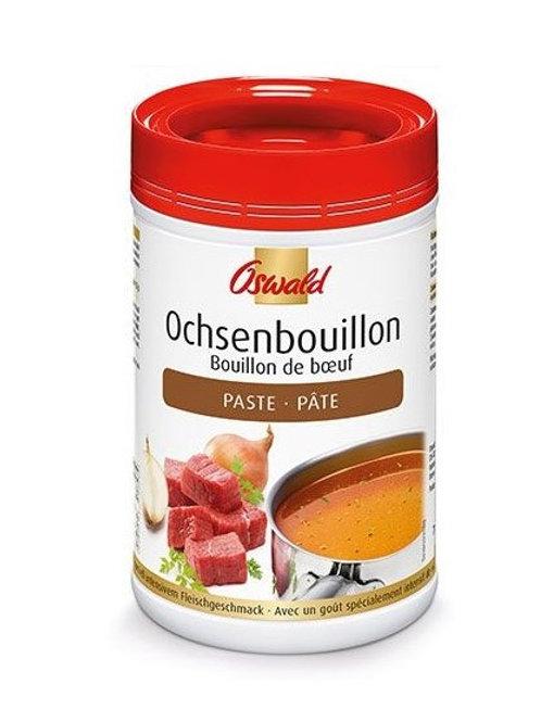600 g Ochsenbouillon - Paste