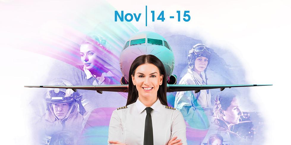 1er Encuentro de Mujeres de la Aviación
