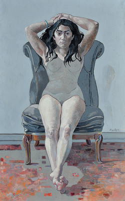 Der graue Sessel II