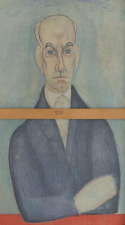 Rückseite von Walter Prinz