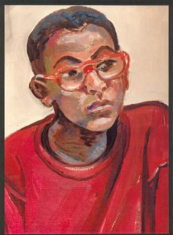Junge aus Äthiopien