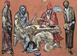 Christus und Maria Magdala